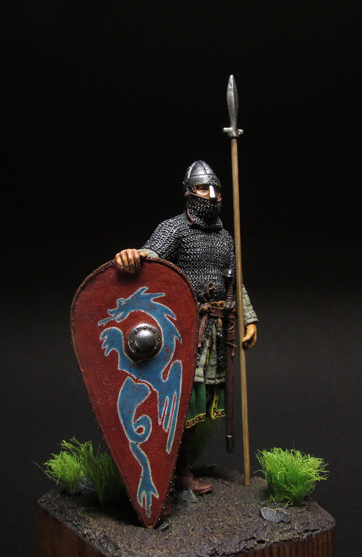 Figures: Normandian knight, photo #2