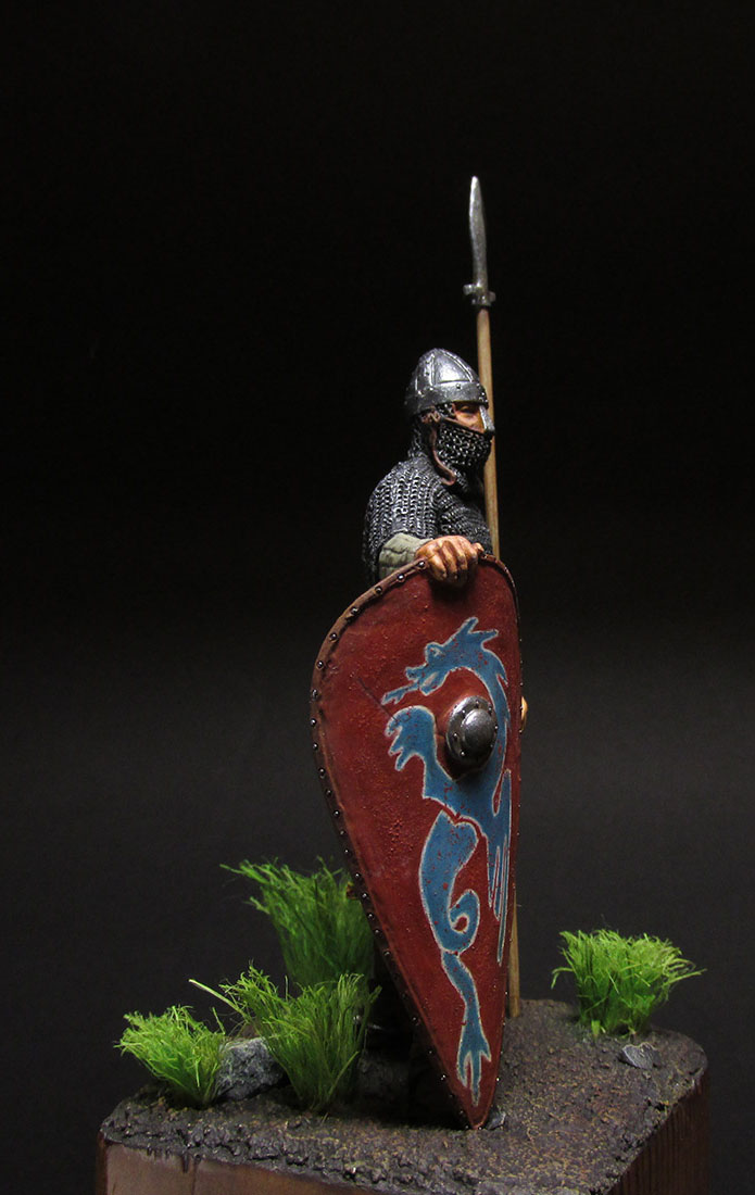 Figures: Normandian knight, photo #3