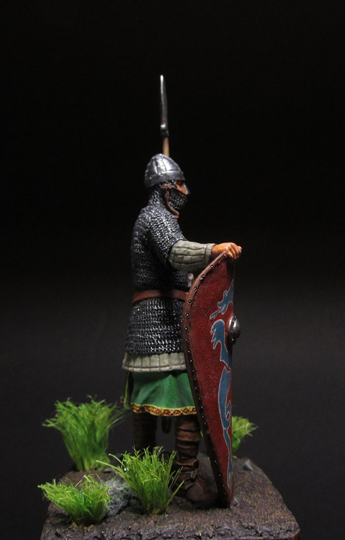 Figures: Normandian knight, photo #4