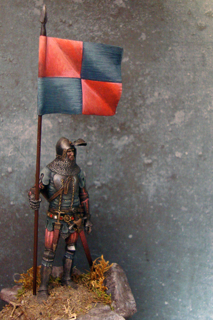 Figures: Guest of the Teutonic order, photo #3