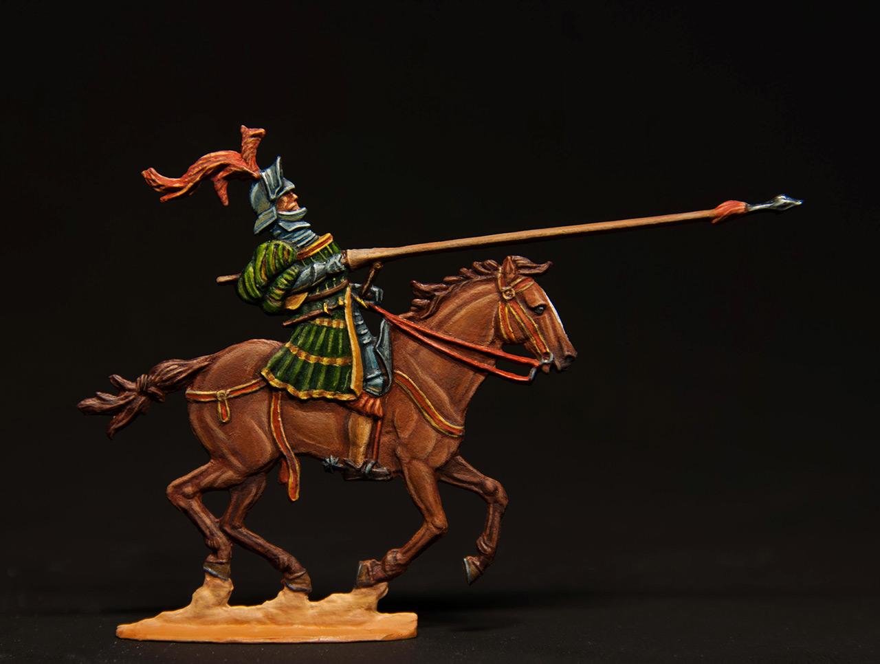 Miscellaneous: German knights, XVI cent., photo #1