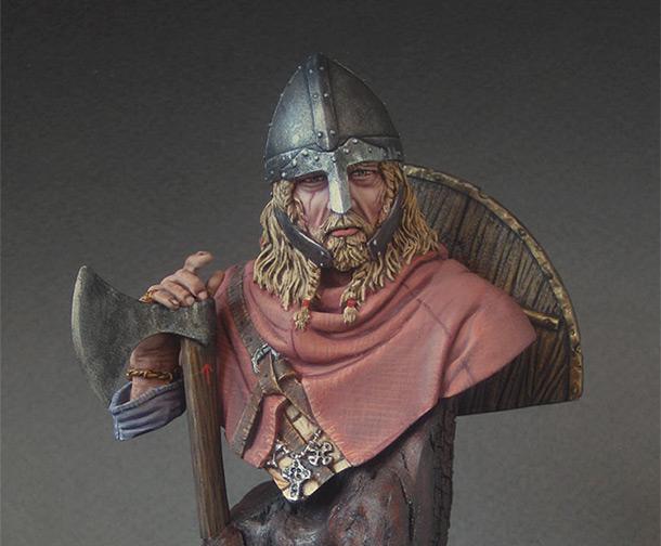 Figures: Viking, 905 A.D.