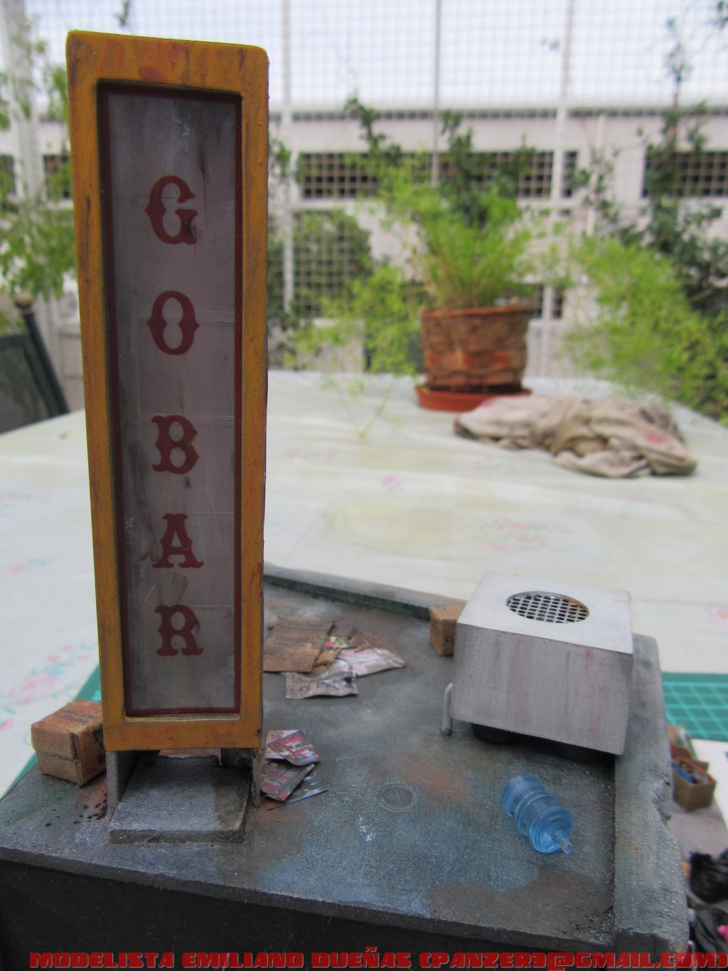 Dioramas and Vignettes: The dirtiest corner of NY, photo #17