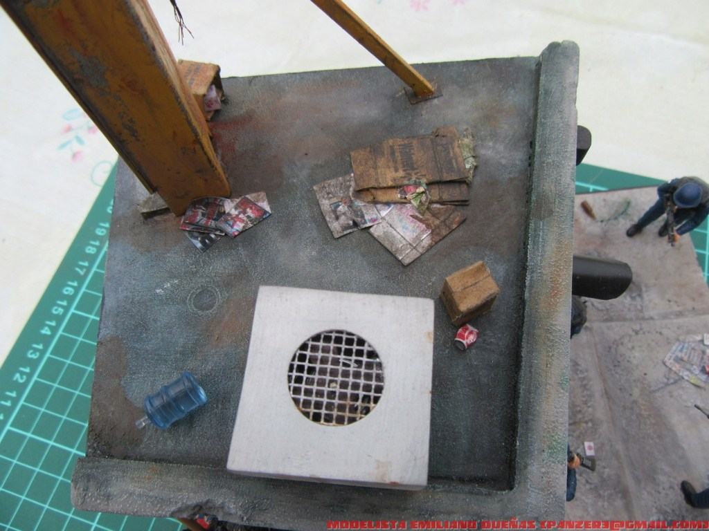Dioramas and Vignettes: The dirtiest corner of NY, photo #18
