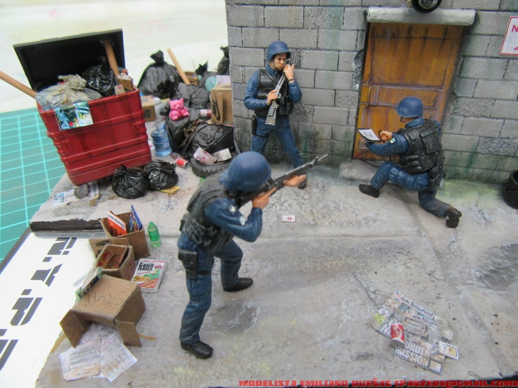 Dioramas and Vignettes: The dirtiest corner of NY, photo #21