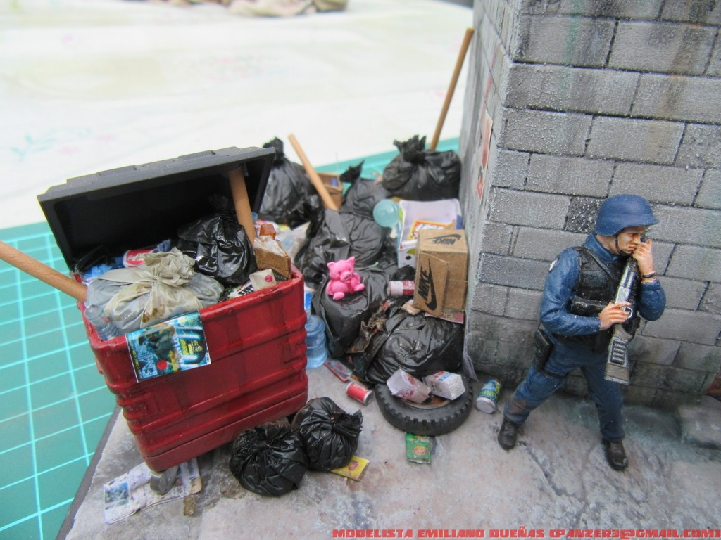 Dioramas and Vignettes: The dirtiest corner of NY, photo #22