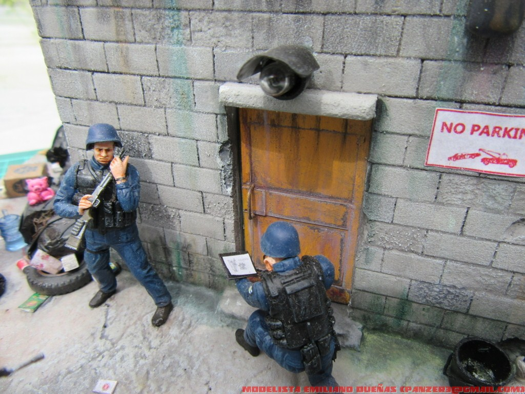 Dioramas and Vignettes: The dirtiest corner of NY, photo #25