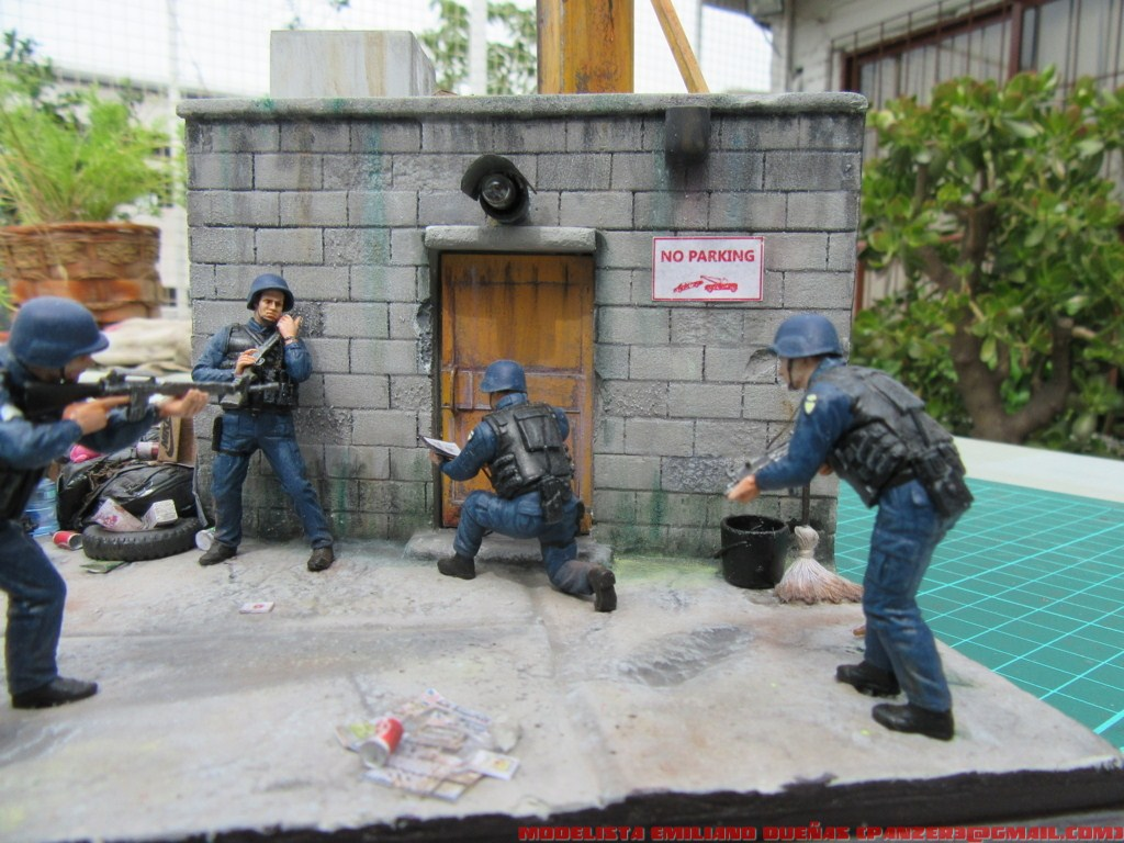 Dioramas and Vignettes: The dirtiest corner of NY, photo #26