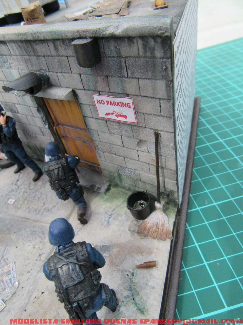 Dioramas and Vignettes: The dirtiest corner of NY, photo #27