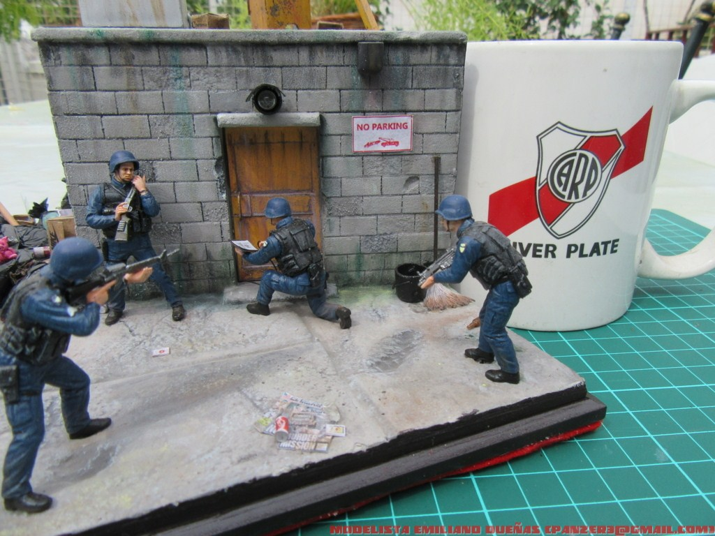 Dioramas and Vignettes: The dirtiest corner of NY, photo #33