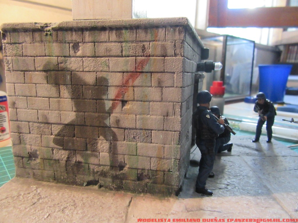 Dioramas and Vignettes: The dirtiest corner of NY, photo #56