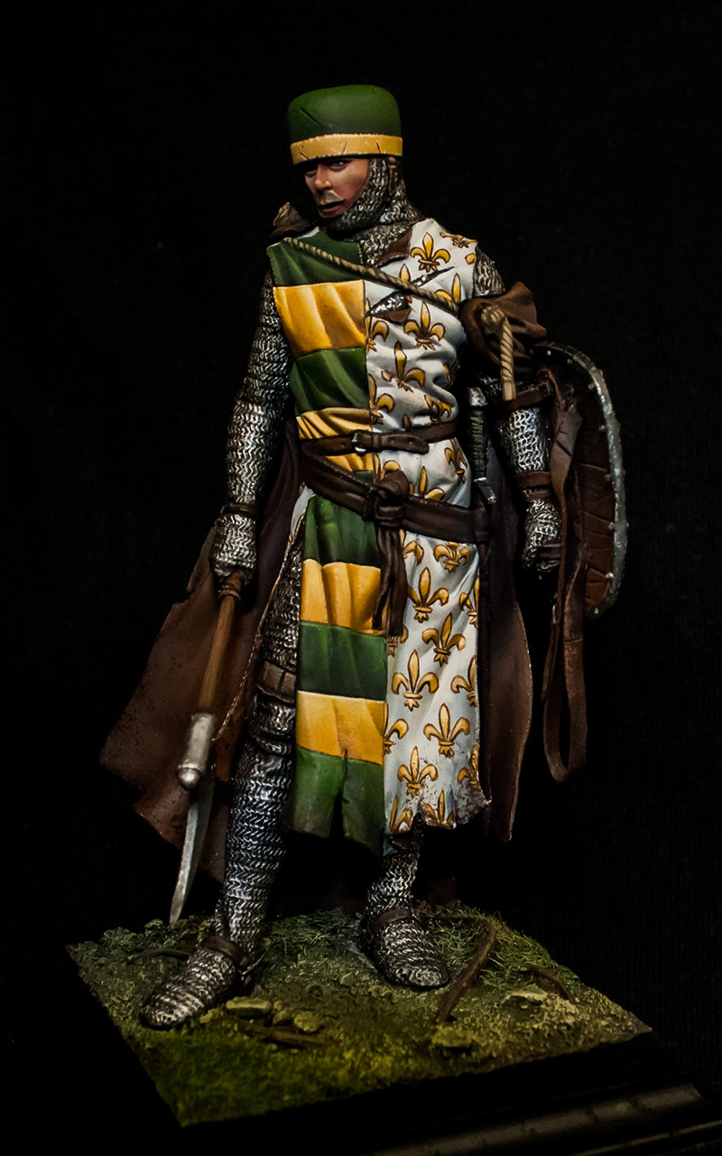 Figures: Italian knight, photo #2