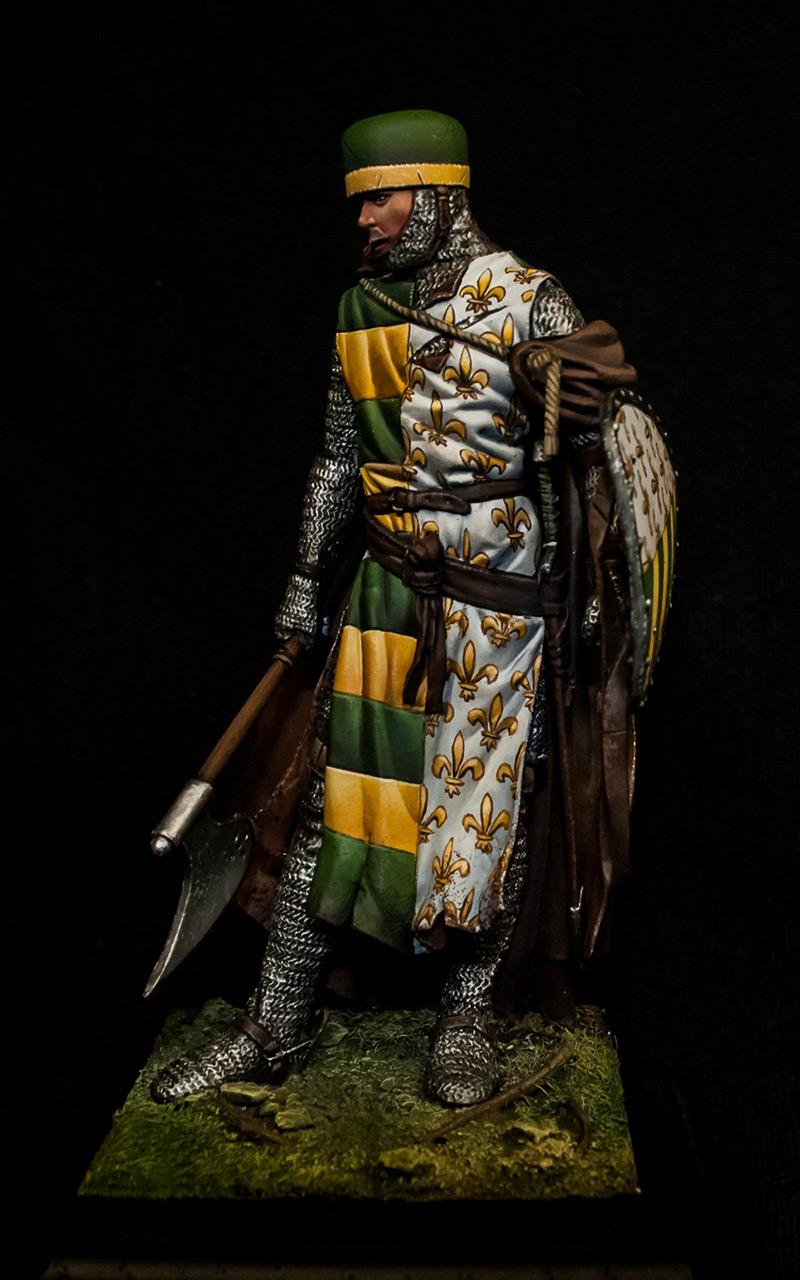Figures: Italian knight, photo #3