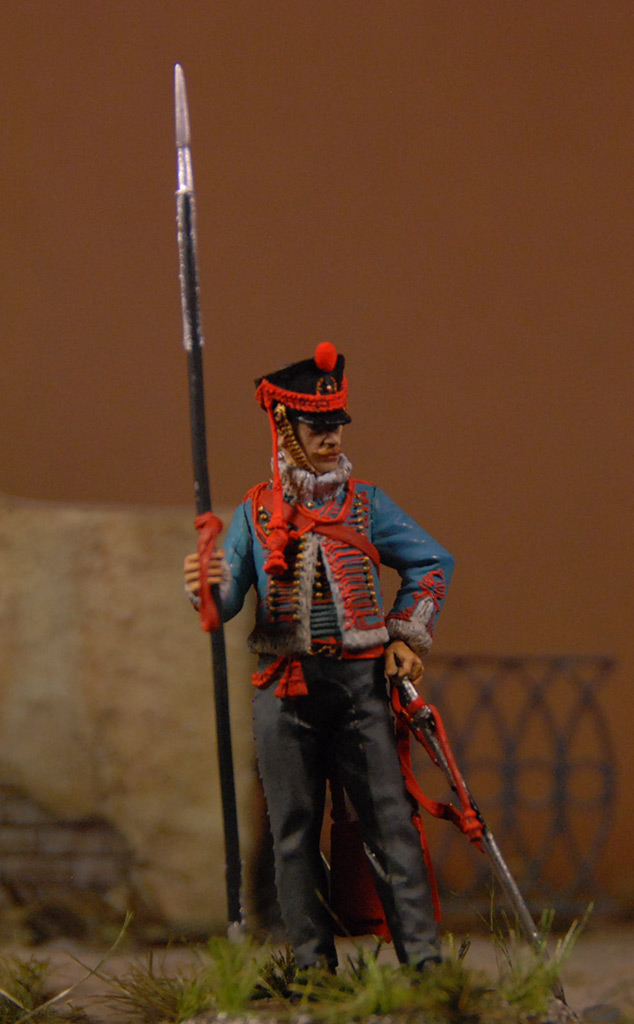 Figures: Hussar, Pavlogradsky regt., photo #2