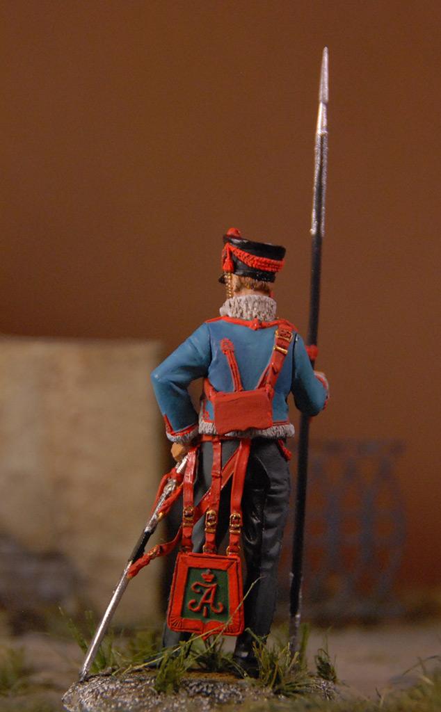 Figures: Hussar, Pavlogradsky regt., photo #3