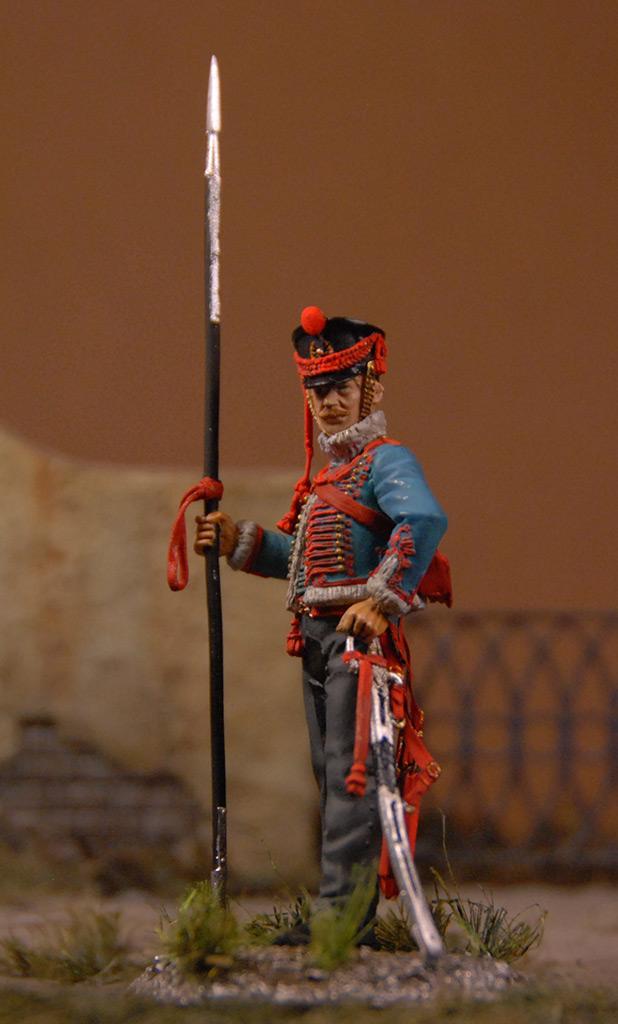 Figures: Hussar, Pavlogradsky regt., photo #4