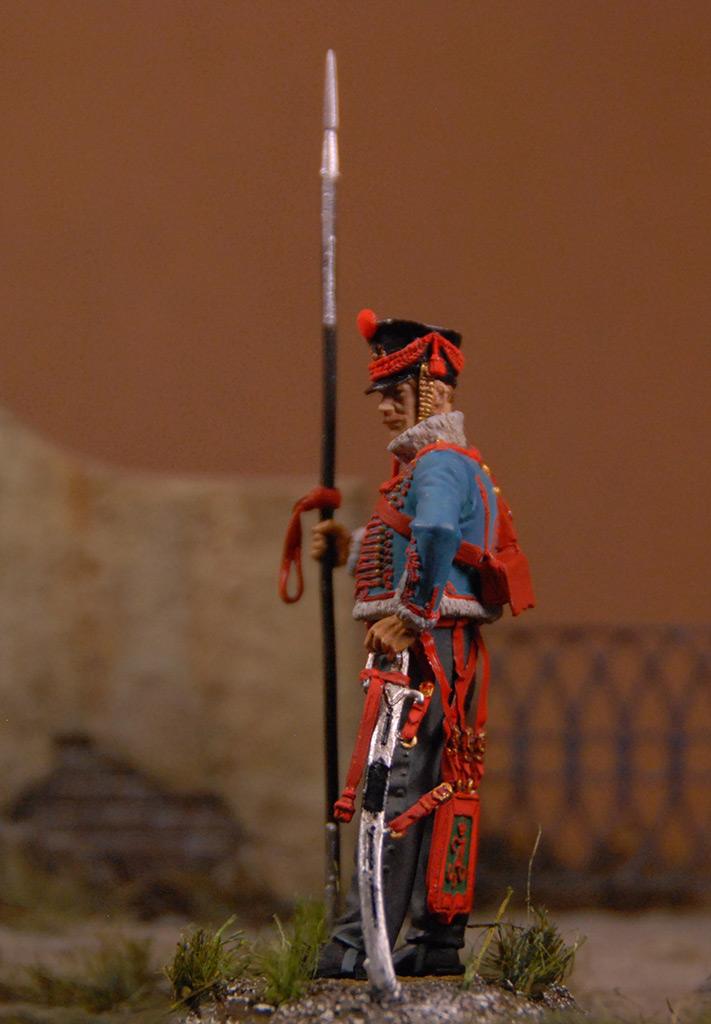 Figures: Hussar, Pavlogradsky regt., photo #5