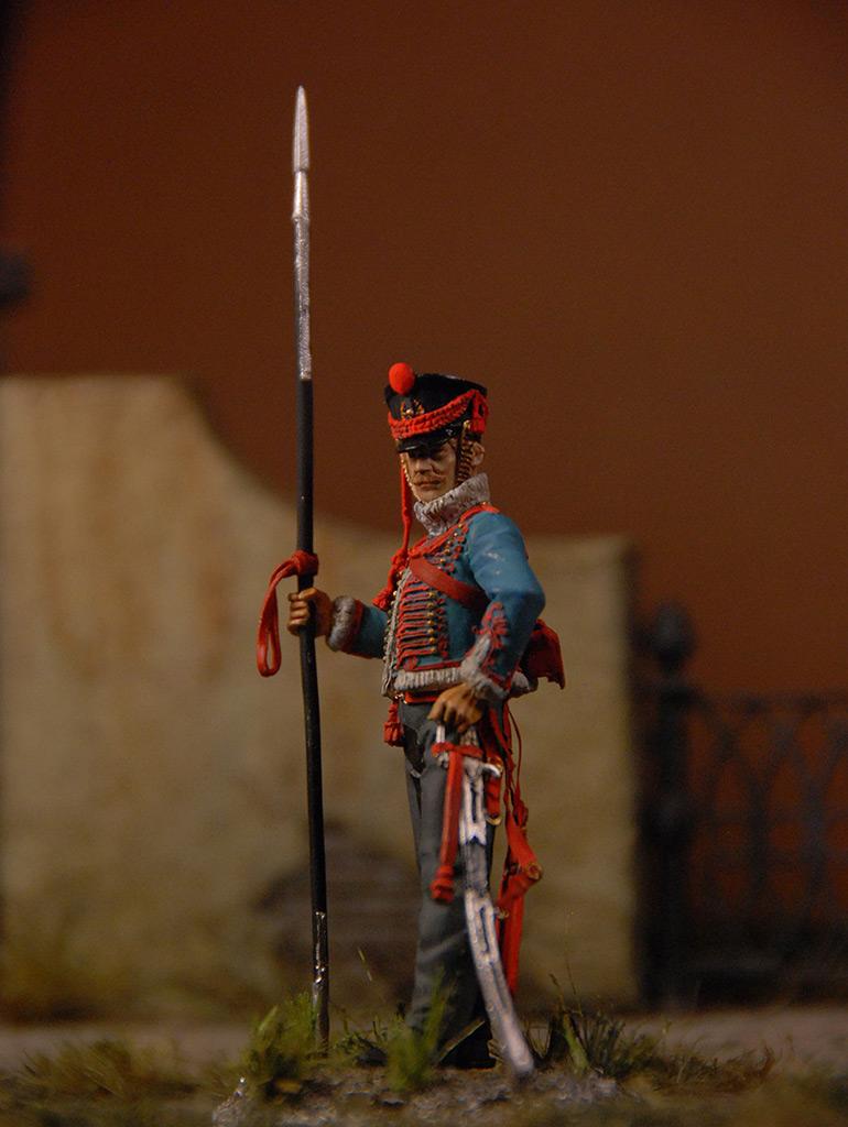 Figures: Hussar, Pavlogradsky regt., photo #6