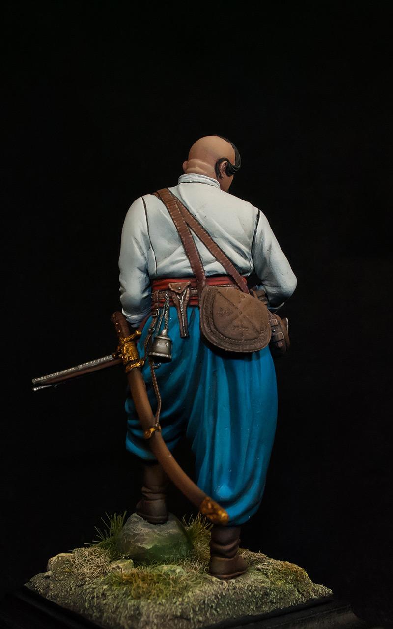Figures: Zaporozhians cossack, photo #6