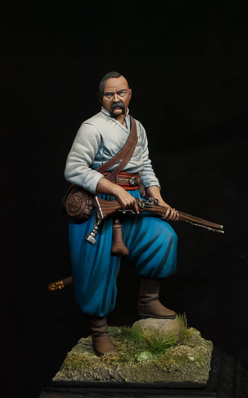 Figures: Zaporozhians cossack, photo #9