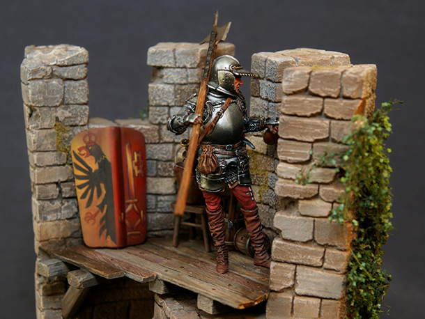 Dioramas and Vignettes: The Watch