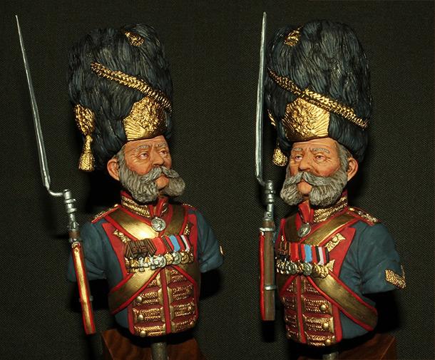 Figures: Palace Grenadier