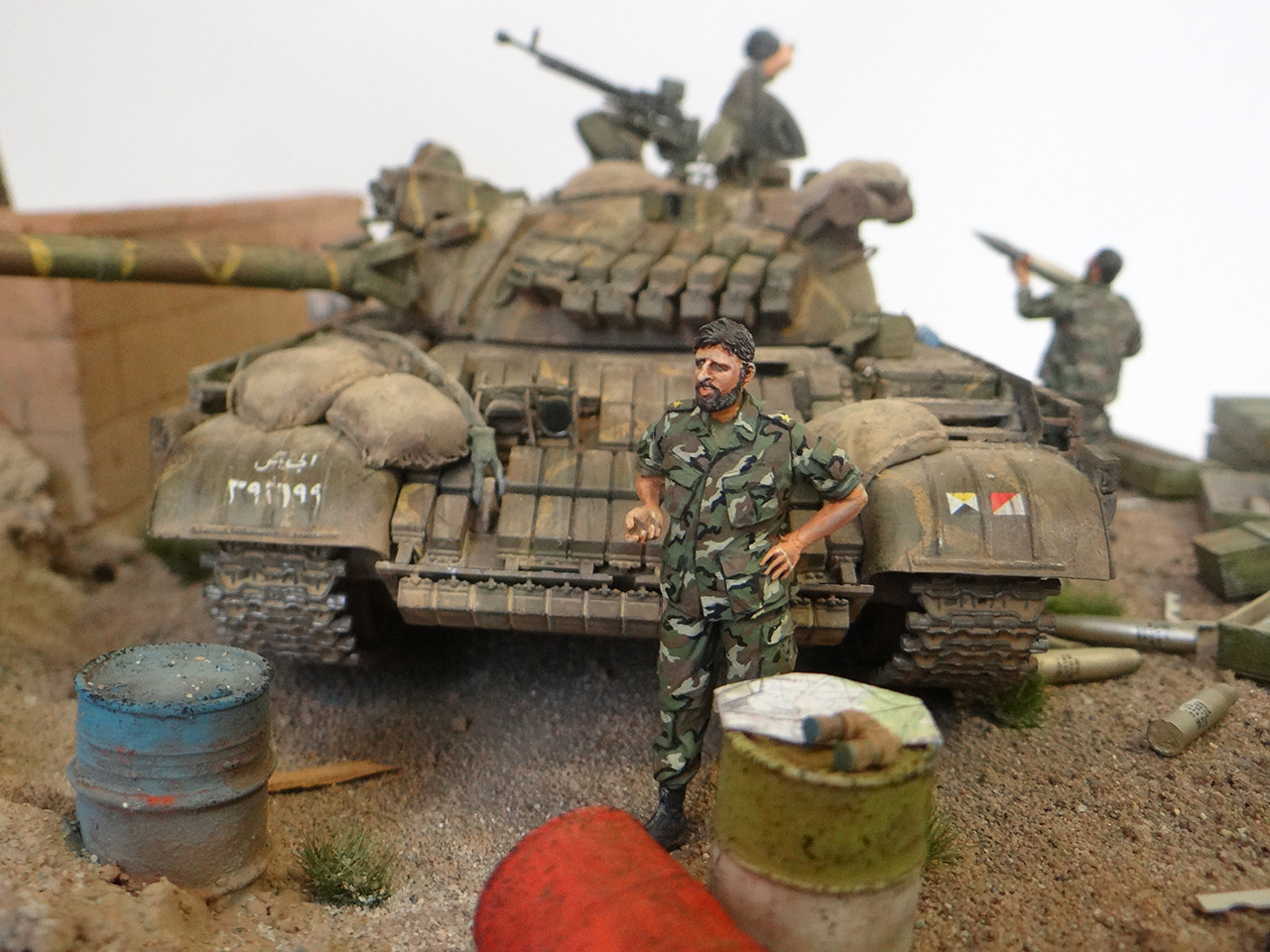 Dioramas and Vignettes: Syrian heat, photo #3