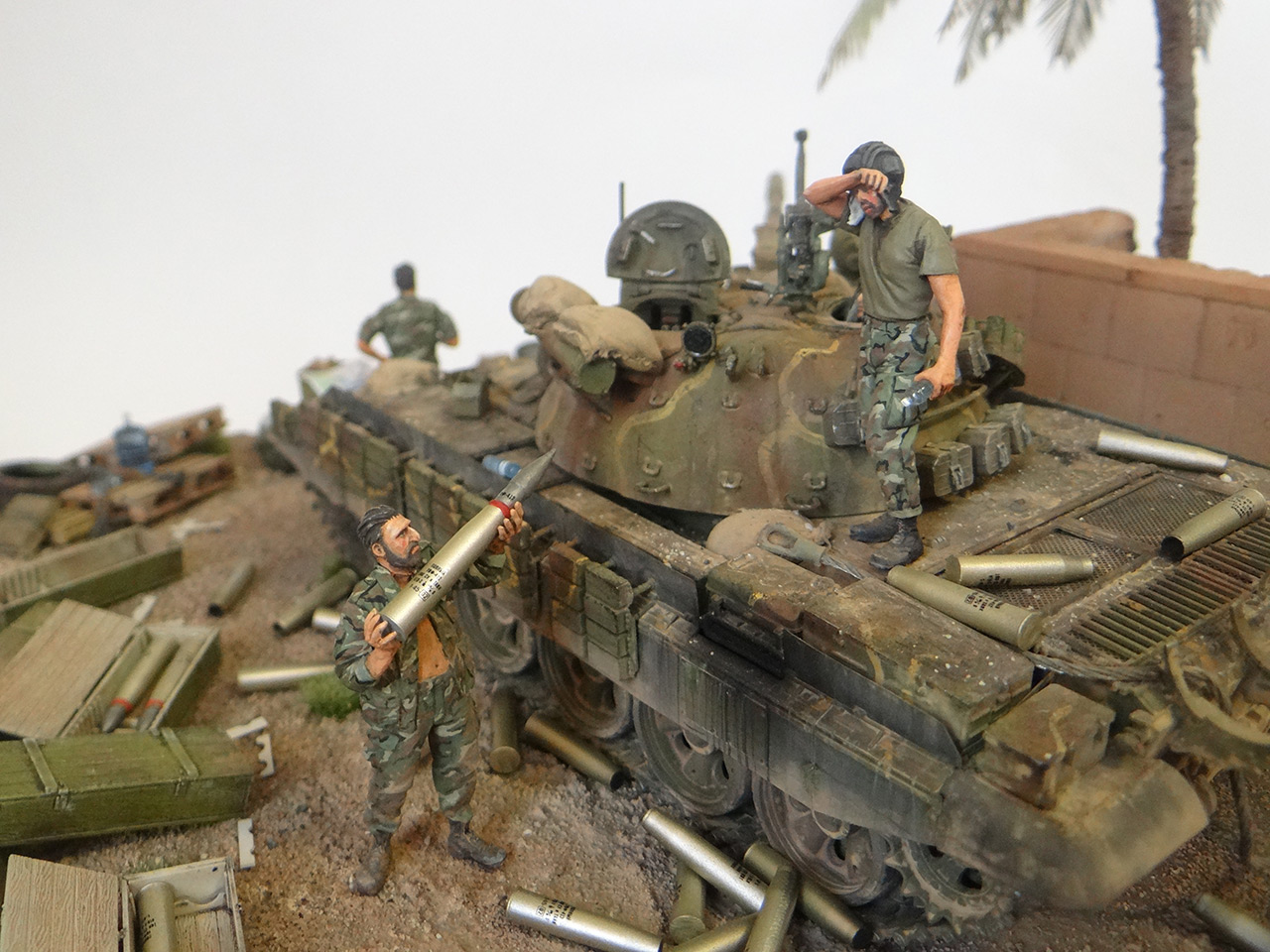 Dioramas and Vignettes: Syrian heat, photo #5