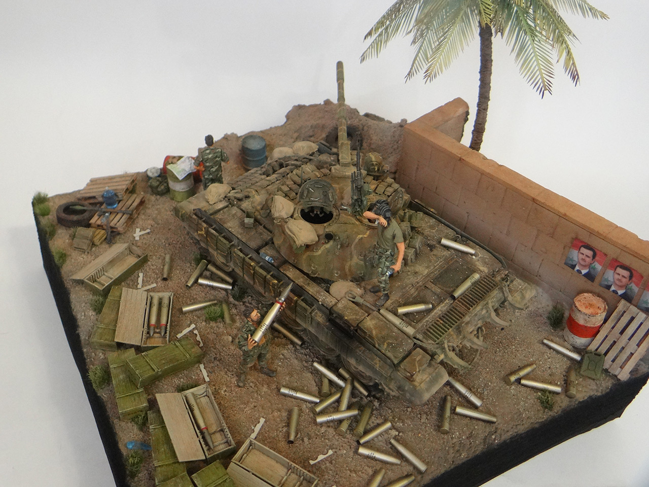 Dioramas and Vignettes: Syrian heat, photo #6