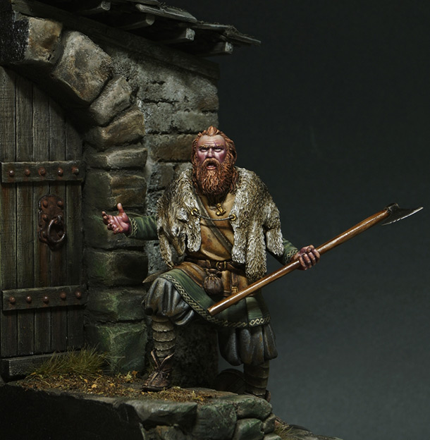 Dioramas and Vignettes: The Viking