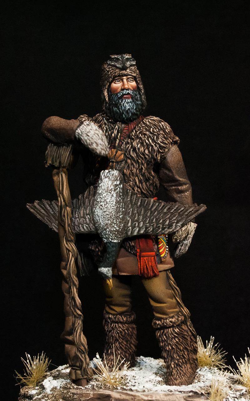 Figures: Trapper, photo #1