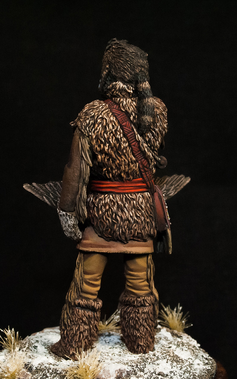 Figures: Trapper, photo #5