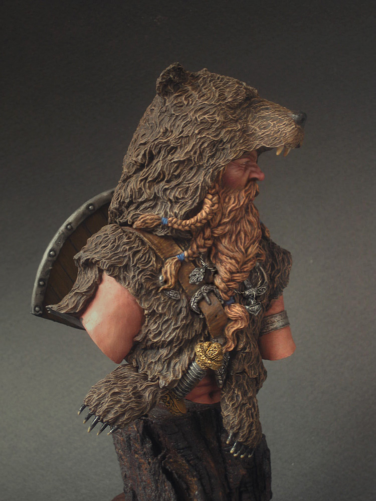 Figures: Berserker viking, photo #4