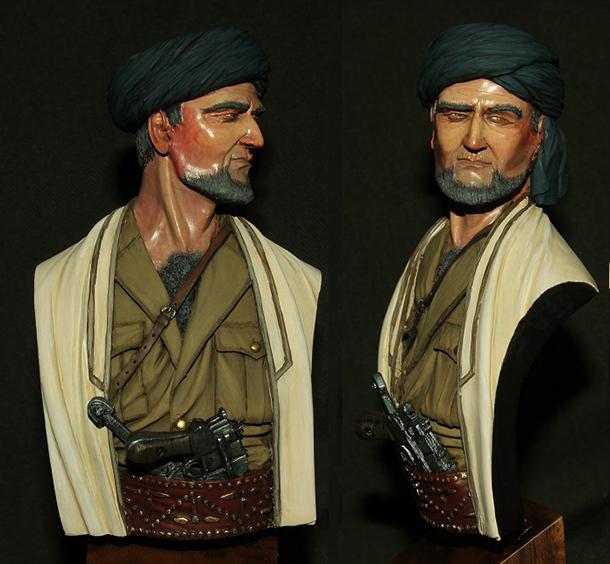 Figures: Abdullah