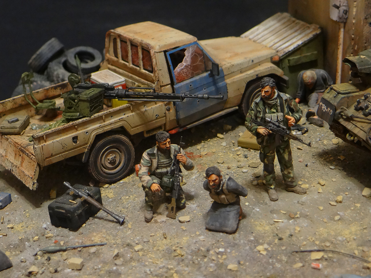 Dioramas and Vignettes: Syria, photo #10