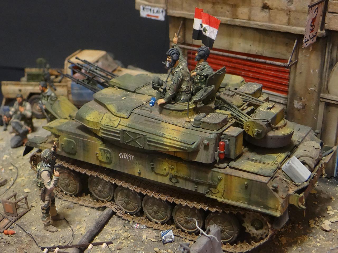 Dioramas and Vignettes: Syria, photo #6