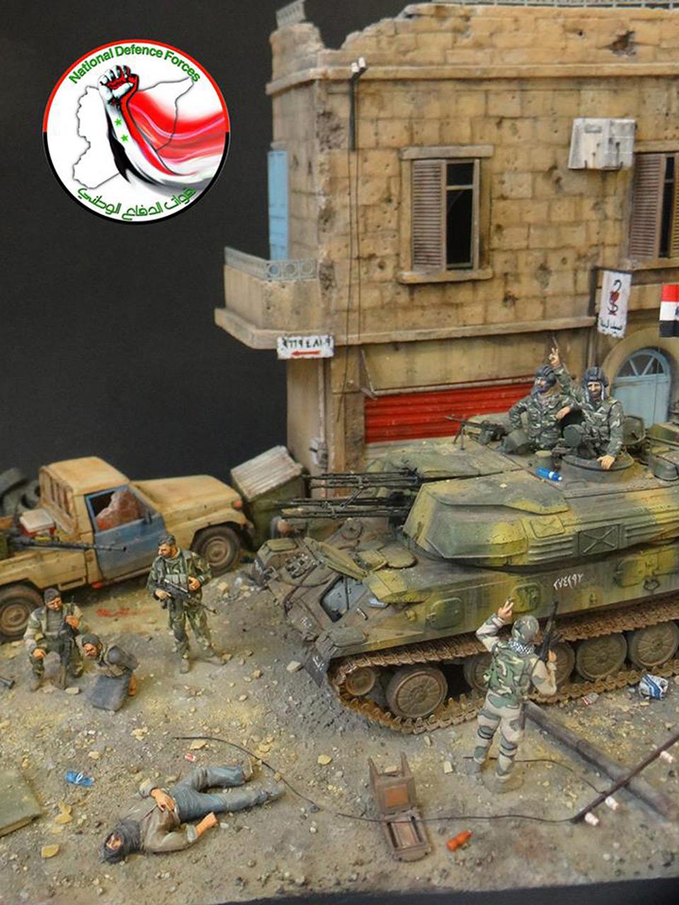 Dioramas and Vignettes: Syria, photo #9