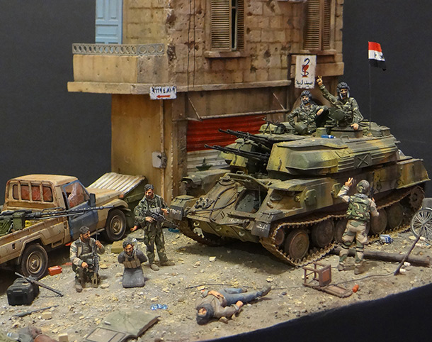 Dioramas and Vignettes: Syria