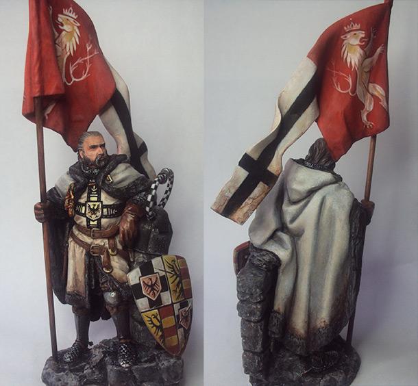 Figures: Teutonic Order grossmeister
