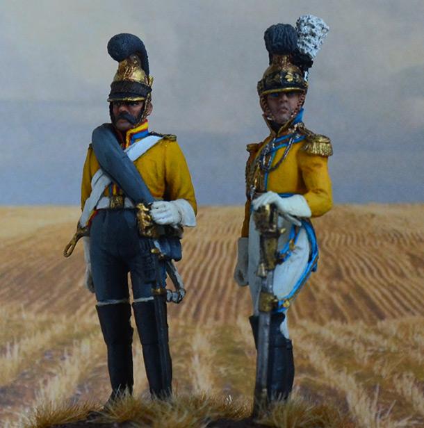 Figures: Garde du Corps