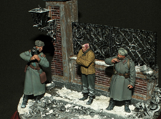 Dioramas and Vignettes: When you did attack the wrong country