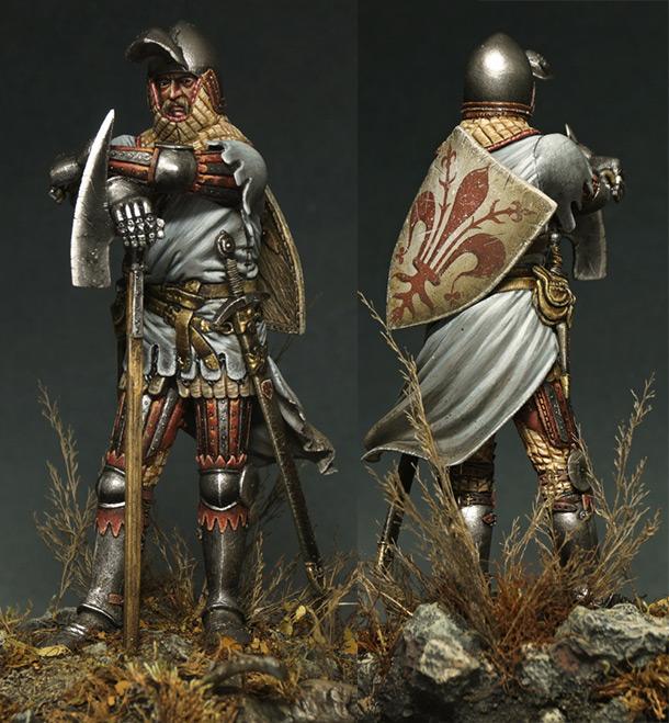 Figures: Florentian home guard