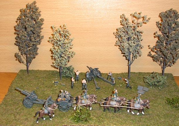 Training Grounds: German Artillery