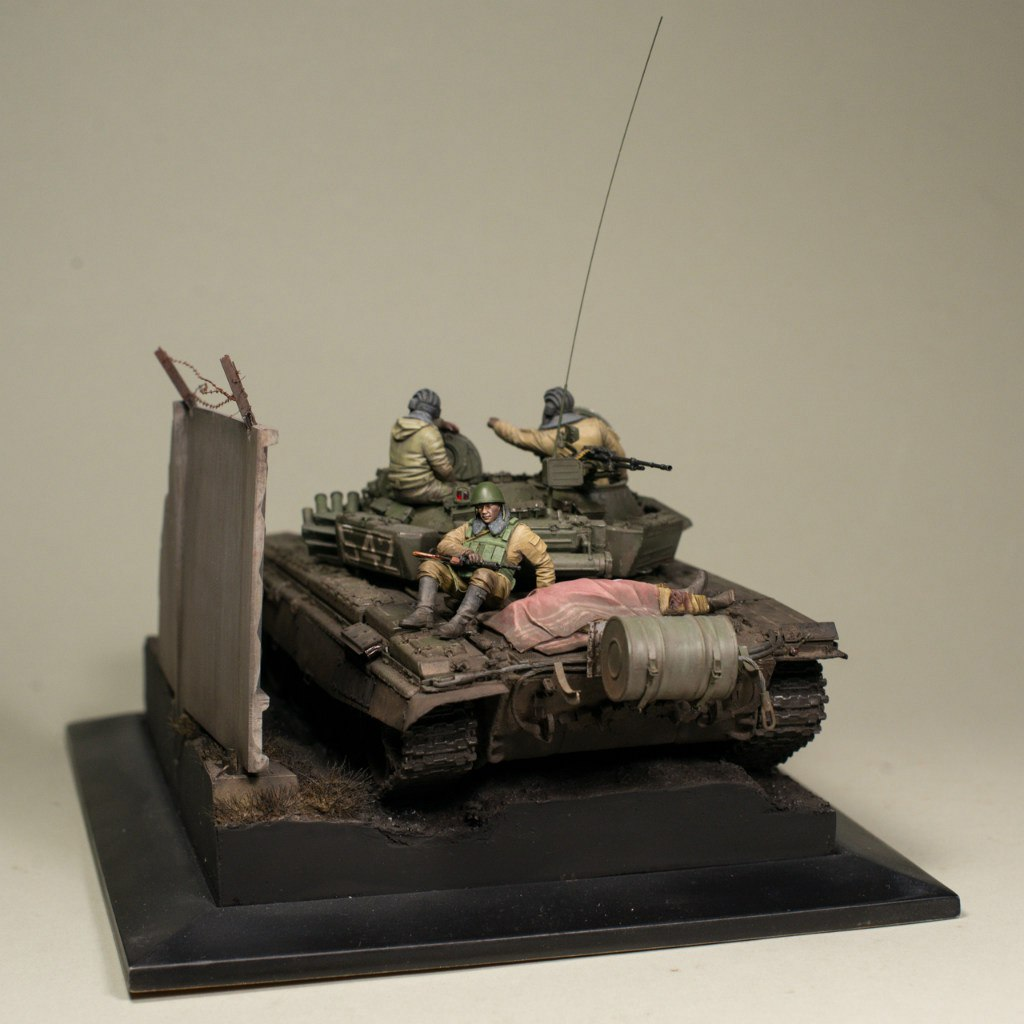 Dioramas and Vignettes: From hell to hell, photo #5