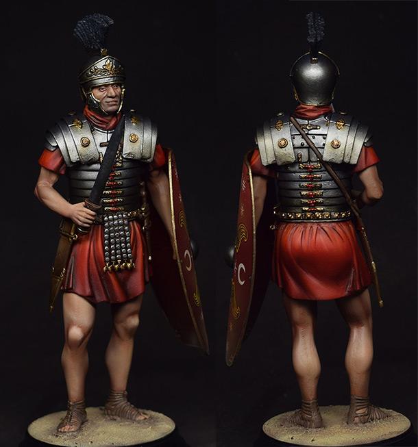 Figures: Praetorian Guard