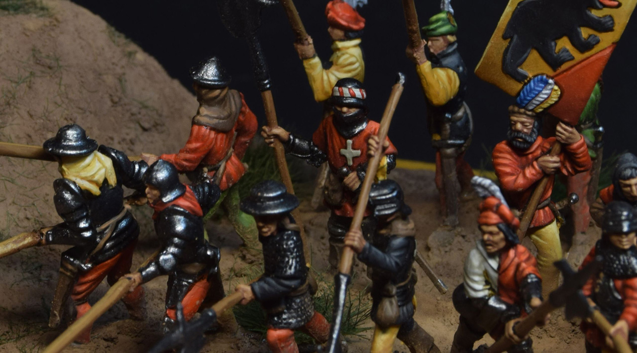 Dioramas and Vignettes: The Bad War, photo #5