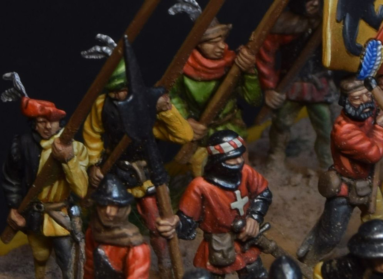 Dioramas and Vignettes: The Bad War, photo #6