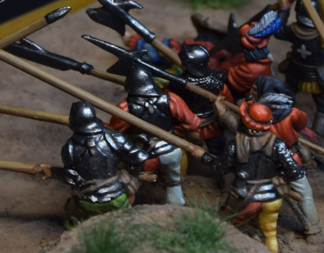 Dioramas and Vignettes: The Bad War, photo #7
