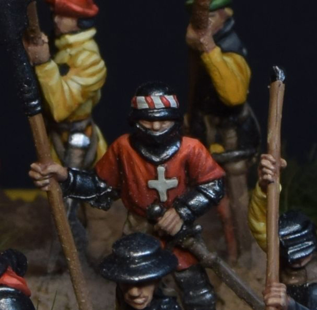 Dioramas and Vignettes: The Bad War, photo #8