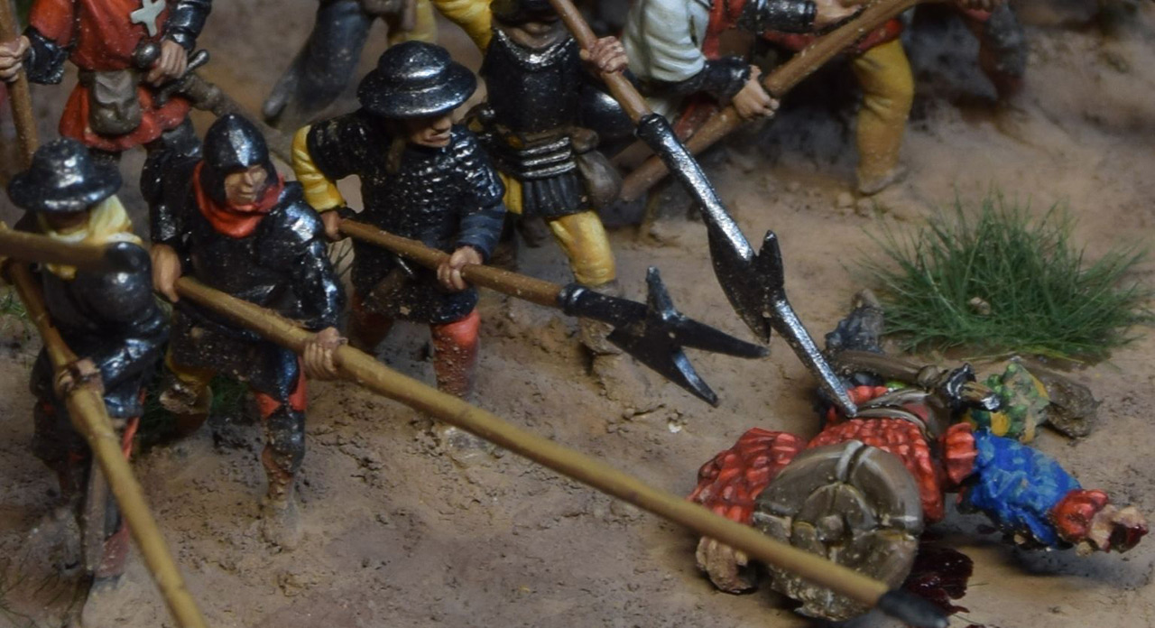 Dioramas and Vignettes: The Bad War, photo #9